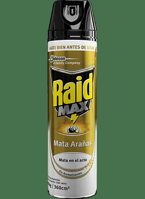 RAID MAX ARAÑAS S/OLOR 360 CC