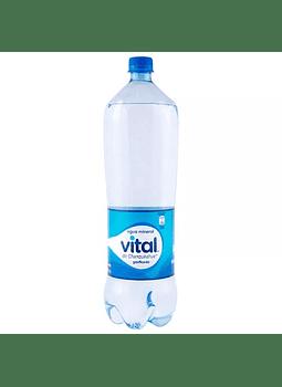 AGUA MINERAL VITAL CON GAS 1,6 LT