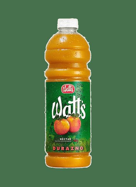 NECTAR WATTS DURAZNO 1.5 LT