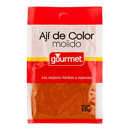 AJI DE COLOR GOURMET 15 G