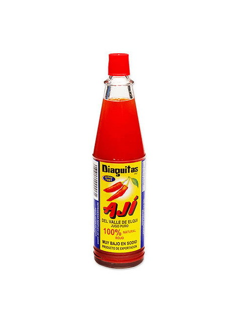 AJI ROJO DIAGUITAS 100 ML