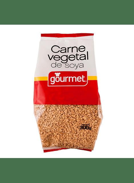 CARNE VEGETAL DE SOYA GOURMET 300 G