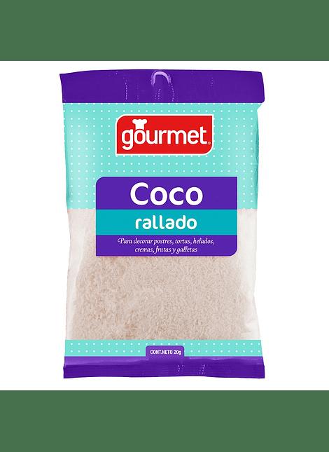 COCO RALLADO BLANCO GOURMET 100 G