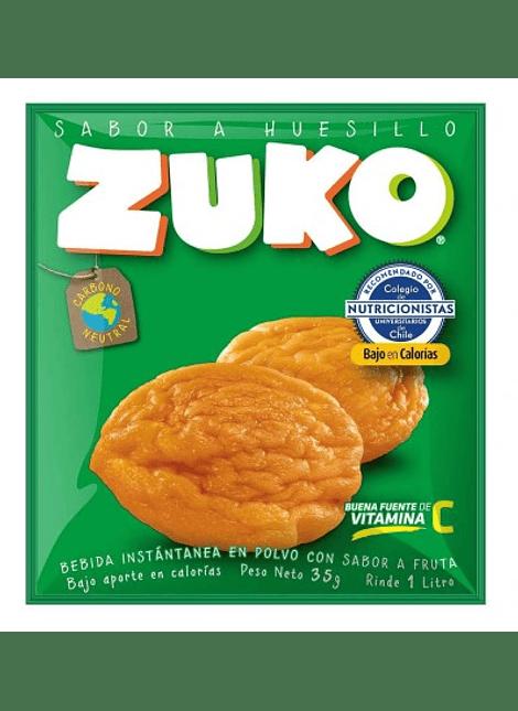 JUGO ZUKO HUESILLO 25 G