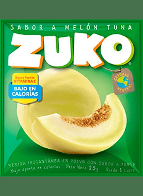 JUGO ZUKO MELON TUNA 25 G