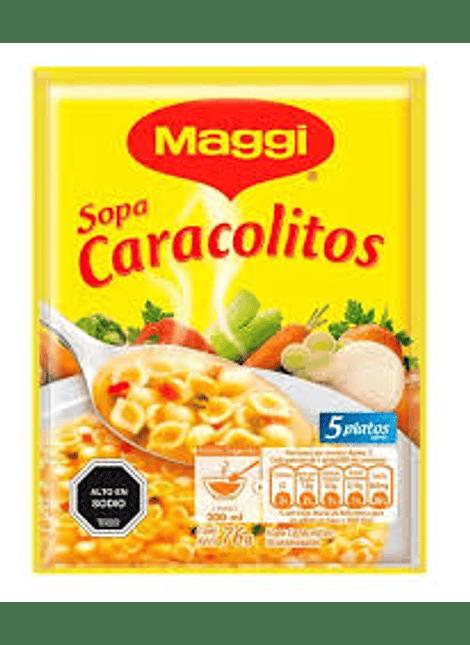 SOPA CARACOLITOS MAGGI 76 G