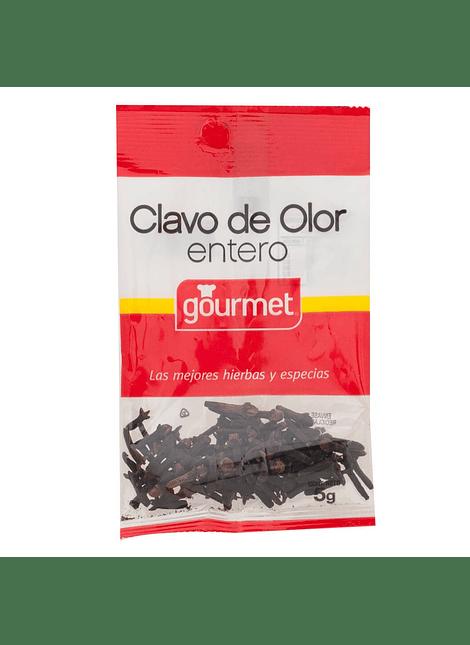 CLAVO DE OLOR ENTERO GOURMET 5 G