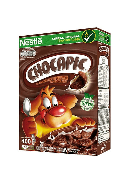 CEREAL CHOCAPIC NESTLE 400 G