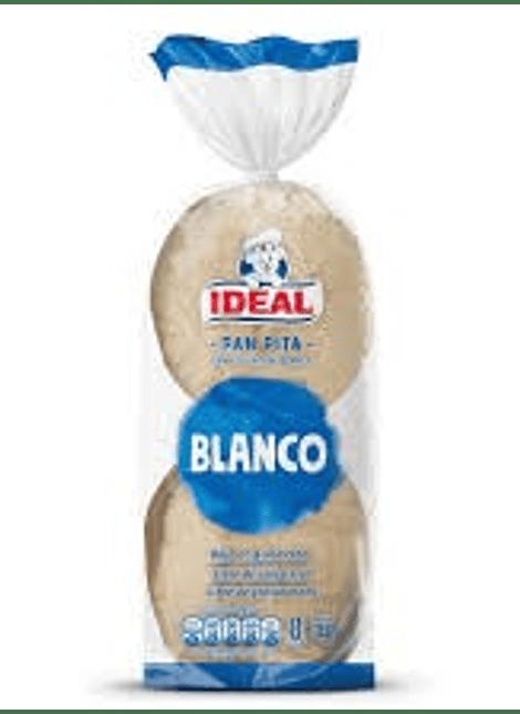 PAN PITA BLANCO IDEAL 344 G