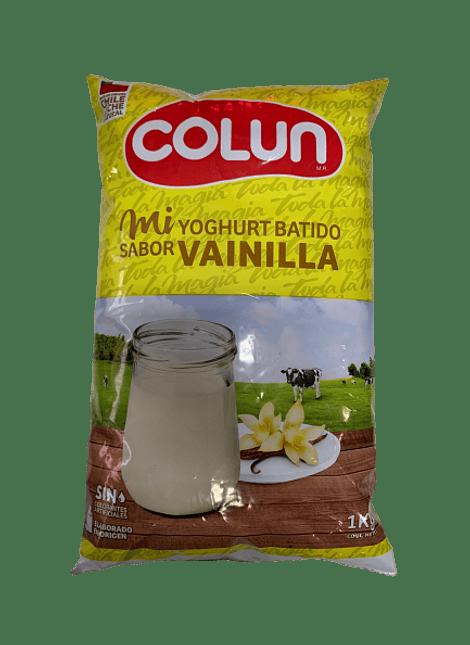 YOGHURT BATIDO VAINILLA COLUN 1 KG