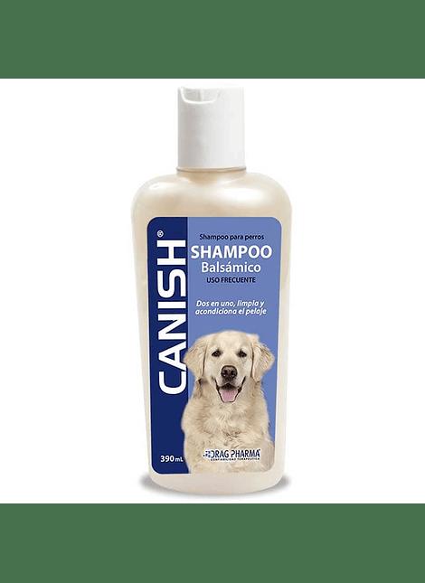 SHAMPOO PERRO BALSAMICO CANISH 390 ML