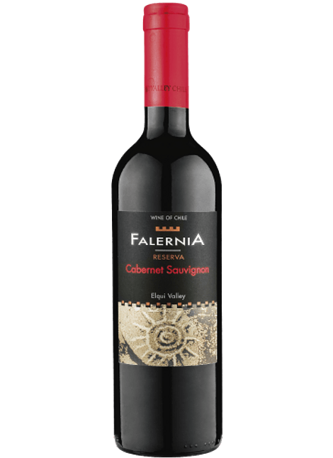 VINO FALERNIA CABERNET SAUV. 750 ML