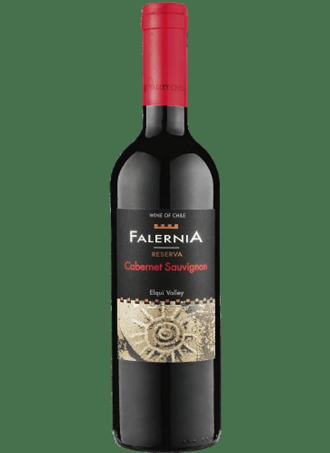 VINO FALERNIA CABERNET SAUVIGNON 750 ML