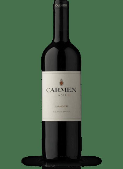 VINO CARMEN CLASICO CARMENERE 700 ML
