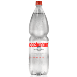 AGUA MINERAL CACHANTUN SIN GAS 1600 CC