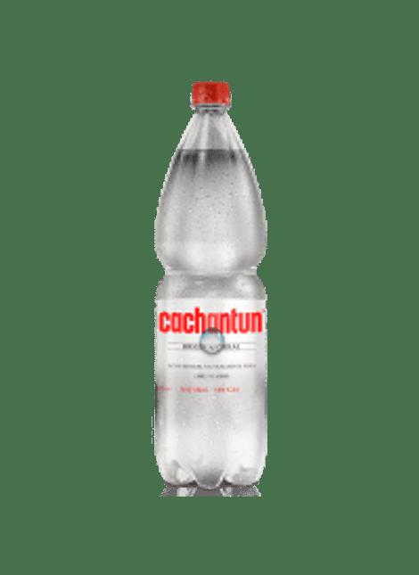 AGUA MINERAL CACHANTUN SIN GAS 1600 ML