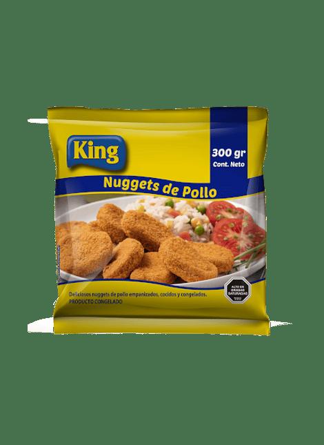 NUGGETS POLLO KING 300 G