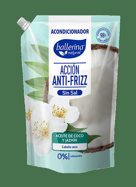 ACONDICIONADOR BALLERINA ANTI-FRIZZ 900 ML