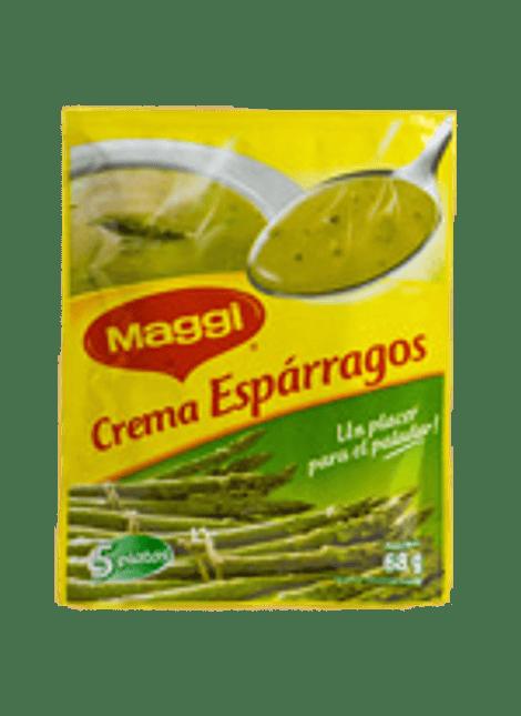 CREMA ESPARRAGOS MAGGI 68 G