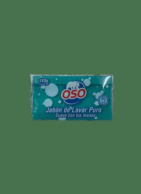 JABON DE LAVAR VERDE OSO 140 G