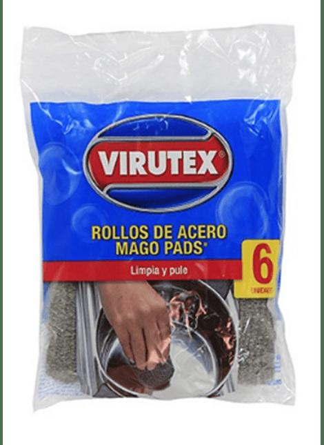 MAGO PADS VIRUTEX 6 UN