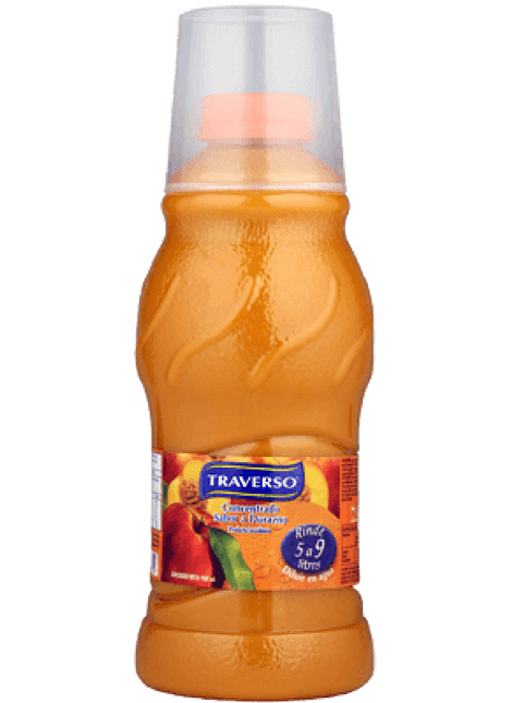 CONCENTRADO DURAZNO TRAVERSO 900 ML