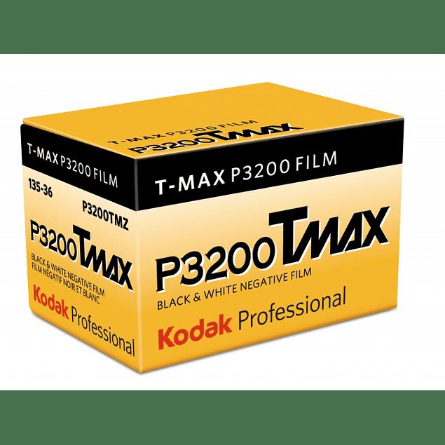 ROLLO PELICULA FOTOGRAFICA KODAK TMAX P32000 B/N 35mm-  36 EXP