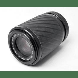 LENTE ZOOM PROMASTER 70-210 mm f4.5 - MONTURA FD CANON