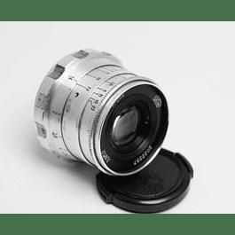 LENTE INDUSTAR 26-M 50mm f 2.8 M39 MONTURA LEICA