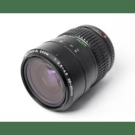 LENTE ZOOM PENTAX A 28-80mm f3.5-4-5 MONTURA K