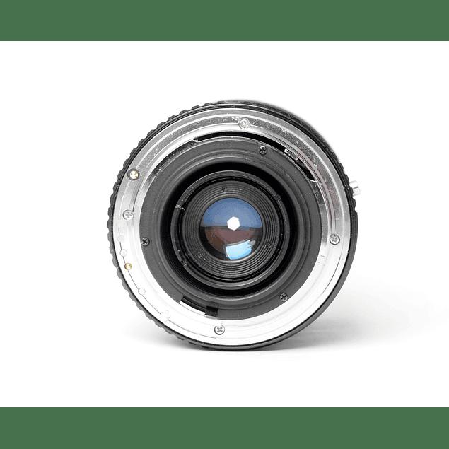 LENTE ZOOM VIVITAR 28-70mm f3.5-4.5 MONTURA K