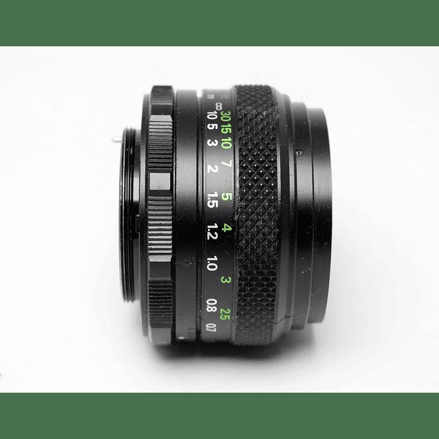 LENTE FUJINON 55mm f2.2 M42