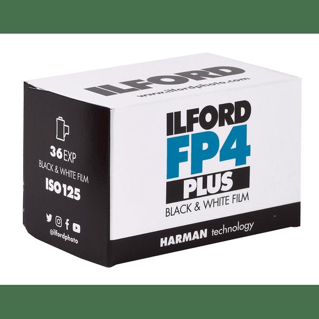 ROLLO ILFORD FP4 125 35mm - 36 exp.  BLANCO Y NEGRO