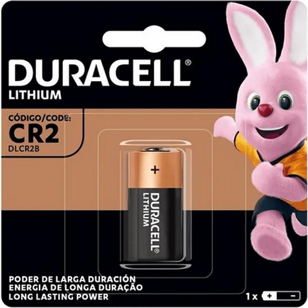 PILA LITIO CR2 - 3V - DURACELL