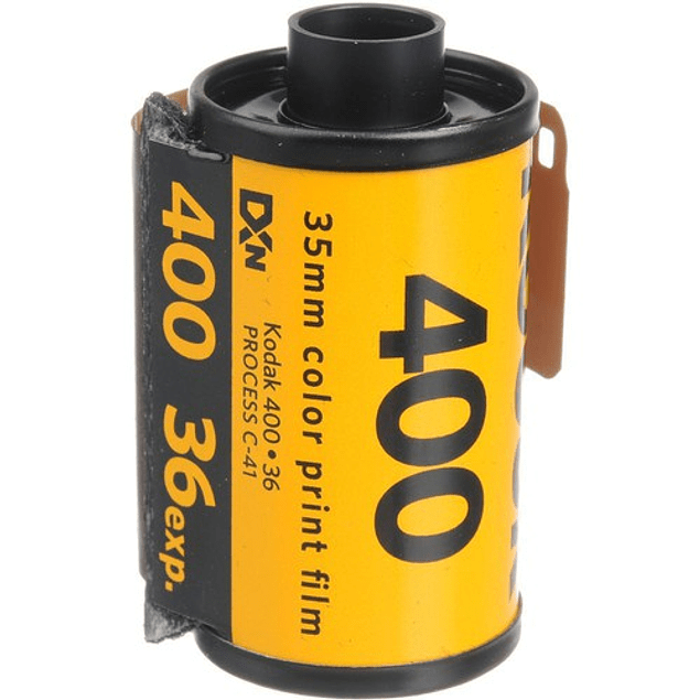 ROLLO COLOR KODAK 400 ULTRAMAX 35mm 36 Exp.