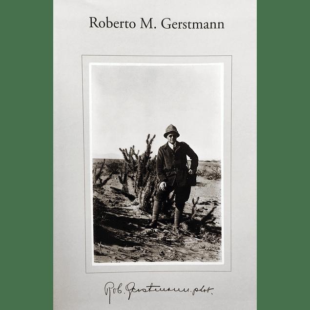 LIBRO: ROBERTO GERSTMANN - Fotografías , paisajes y Territorios Latinoamericanos
