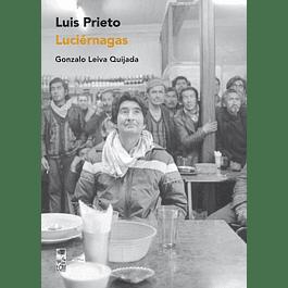 LIBRO: LUCIÉRNAGAS. Luis Prieto (tapa dura)