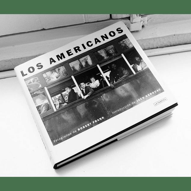 LIBRO: LOS AMERICANOS. ROBERT FRANK