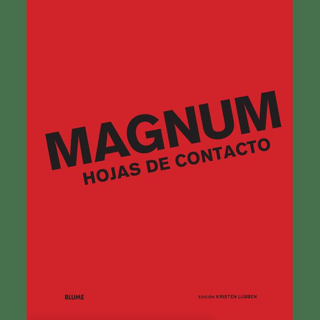 LIBRO: MAGNUM. HOJAS DE CONTACTO