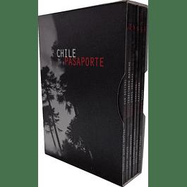 LIBRO: CHILE PASAPORTE (6 libros tamaño bolsillo)