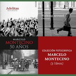 COLECCION TRIPLE MARCELO MONTECINO - 3 LIBROS