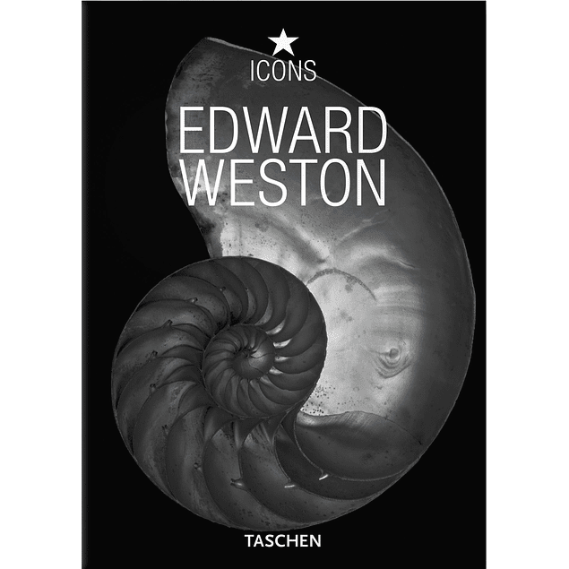 LIBRO: EDWARD WESTON - ICONS