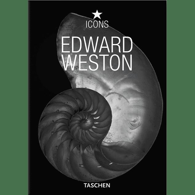 LIBRO: EDWARD WESTON - ICONS