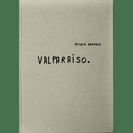 LIBRO: VALPARAISO - SERGIO LARRAÍN (Inglés)