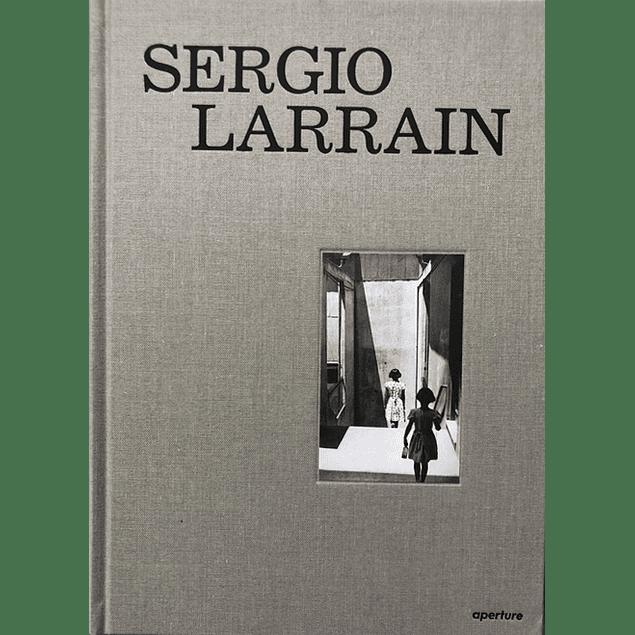 LIBRO: SERGIO LARRAÍN (Inglés)