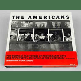LIBRO: THE AMERICANS - ROBERT FRANK  (INGLÉS)