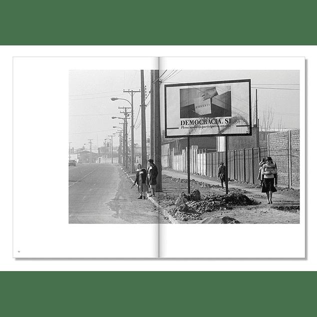 LIBRO: PLEBISCITO EN CHILE 1988 - ALVARO HOPPE (TAPA DURA)