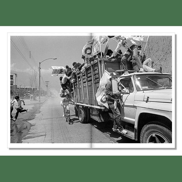 LIBRO: PLEBISCITO EN CHILE 1988 - ALVARO HOPPE (TAPA RÚSTICA)