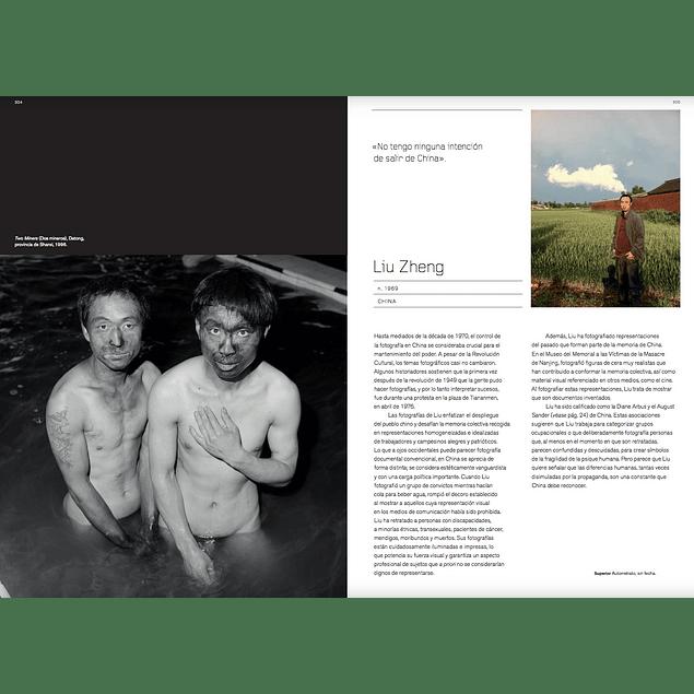 LIBRO: VISIONARIOS DE LA FOTOGRAFIA - MARY WERNER