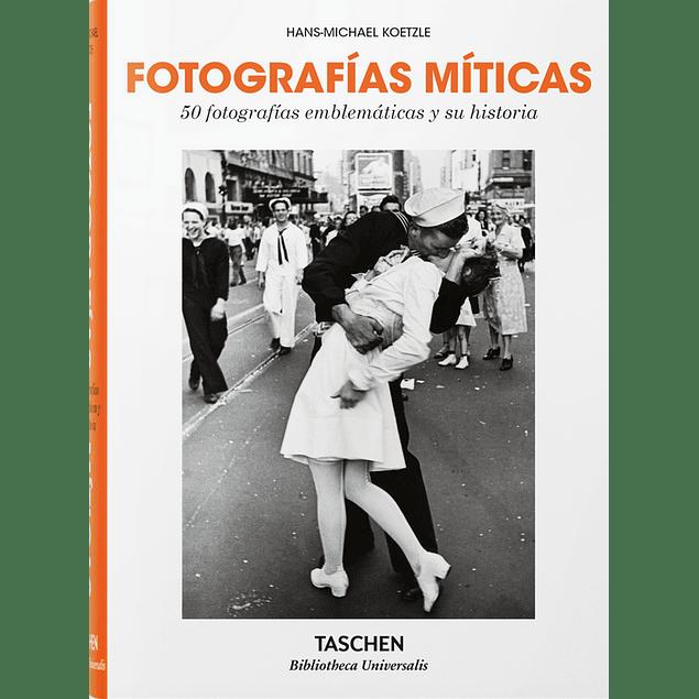 LIBRO: FOTOGRAFIAS MITICAS - HANS MICHAEL KOETZLE